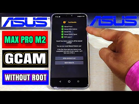 Google Pixel GCam 6.2 advance on Asus Zenfone Max PRO M2 | Install GCAM Asus Zenfone Max Pro M2 Google Night Sight Mode