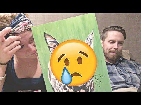 AN EMOTIONAL GIFT // FILMING MATT'S MUSIC VIDEO!