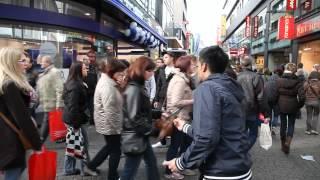 Köln: Muslime für Frieden, Freiheit und Loyalität - Eine Kampagne der Ahmadiyya Muslim Jamaat