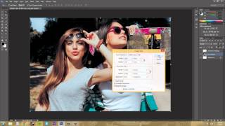 Photoshop CS6 Tutorial - 12 - Adjusting Image and Canvas Size