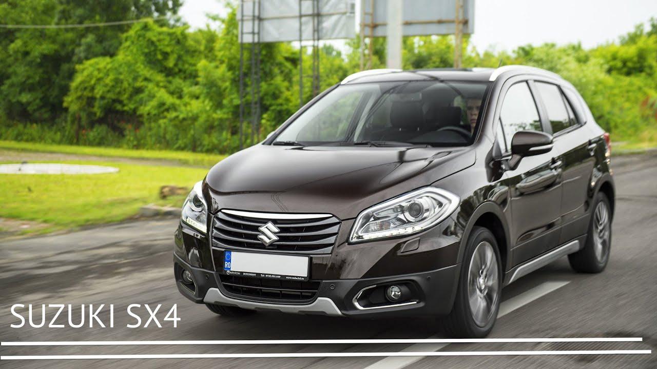 Видеообзор Suzuki SX4 New (S-Cross)
