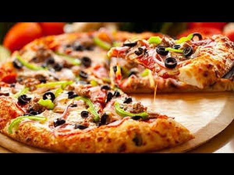 صورة  طريقة عمل البيتزا اسرار عمل البيتزا زي المطاعم بالظبط بجد تحفة طريقة عمل البيتزا من يوتيوب