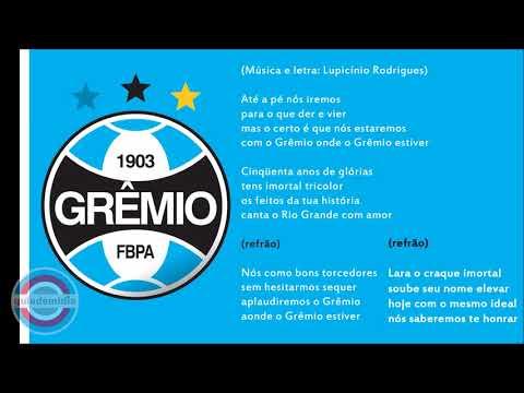 Hino do Grêmio Foot-Ball Porto Alegrense | RS  ( Versão: VANERÃO )