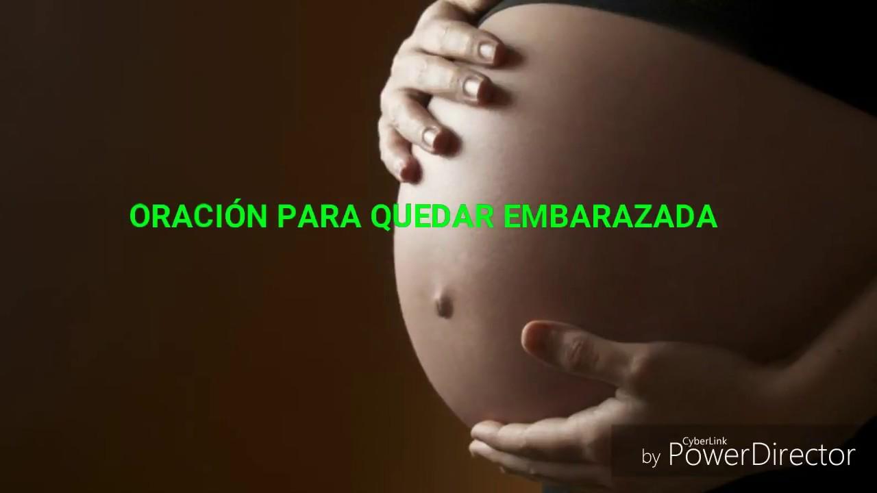 oracion fuerte para quedar embarazada rapido