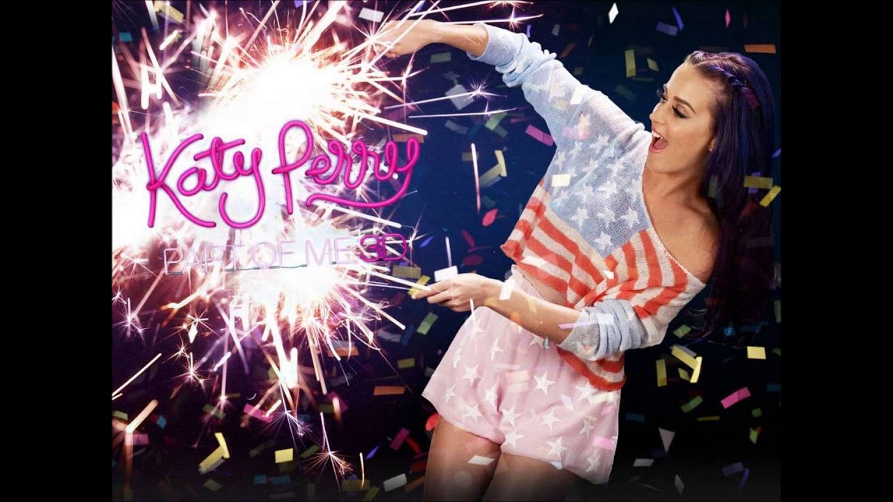 Katy Perry - Part Of M... Katy Perry Firework