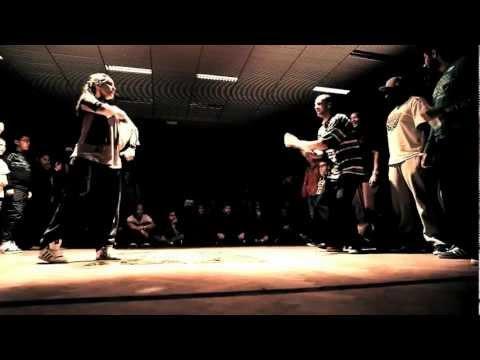 KING ON THE FLOOR FINALE HIP HOP : SONIA VS CECEF (DSTREET)