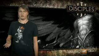 Disciples III PC - Video Blog #2