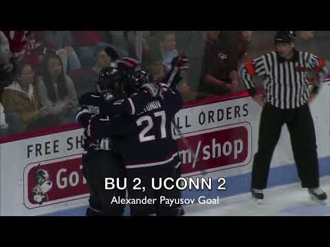 Hockey East Game of the Week: UConn at Boston University
