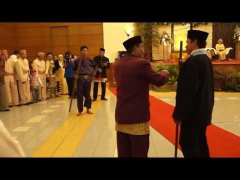 Typical Betawi Wedding - Martial Arts