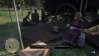 Red Dead Redemption 2 (PS4) - Mary-Beth Wants to Go to the Moon