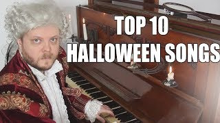 Top 10 Halloween Songs