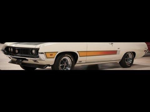 1970 FORD TORINO GT LASER STRIPE KIT COLOR CHOICE