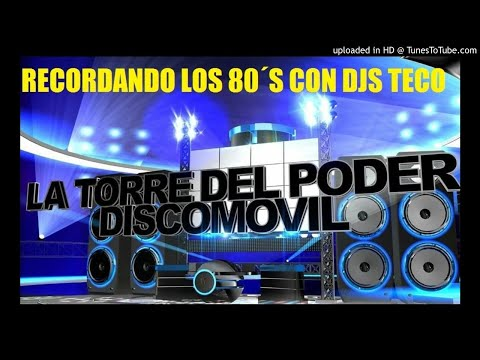 MIX 80S VOLUMEN 7   - INTRO DJS TECO el salvador