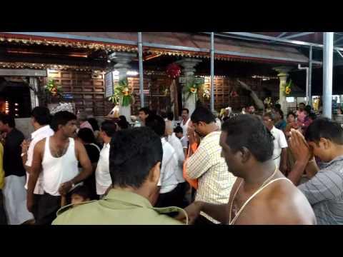 #Dharmasthala #sri #manjunatha #Swamy #Night #Last #Pooja