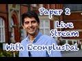 EconplusDal Paper 2 Live Stream