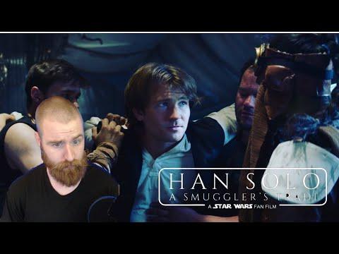 Han Solo: A Smuggler's Trade (2016) - Fan Film Reaction!