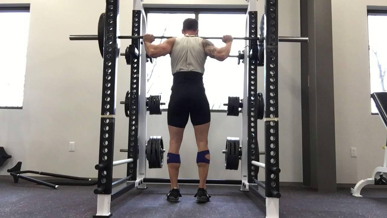 Squat Hypertrophy - JC Speed Development - YouTube