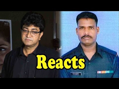 Prasoon Joshi REACTS On Siachen Survivor Hanumanthappa's Death!