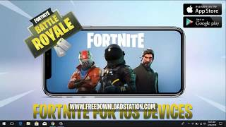 How to Get Fortnite for IOS Devices - IPhone, IPad and IPod [No invite Codes]
