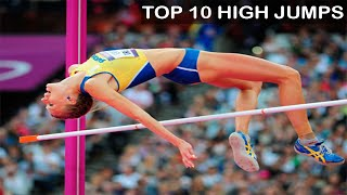 Top 10 Beautiful HIGH JUMP WOMEN 2016 - Olympic Athletes 2016