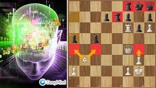 "Alpha Zero's ""Immortal Zugzwang Game"" against Stockfish"