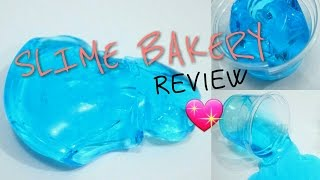 REVIEW SLIME BAKERY SET FROM THAILAND. by slime diary id ( Indonesia). SO CLEAR!!
