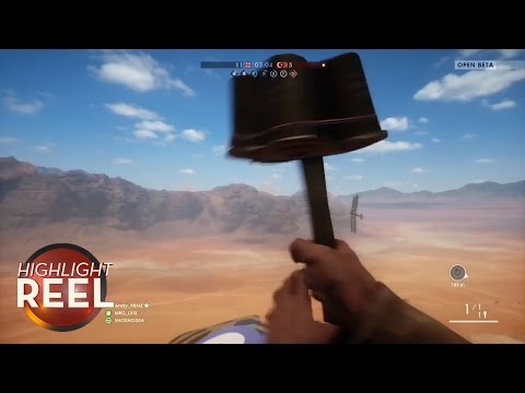 Highlight Reel #242 - Battlefield 1 Player...