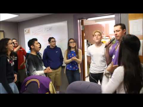 Burges High School Mustang Wrestling Fight Song