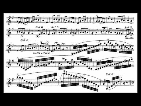 Wieniawski, Henryk op.6 Souvenir de Moskou for violin + piano