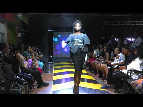 Mercedes Benz African fashion Festival 2017 Day 3 part 1