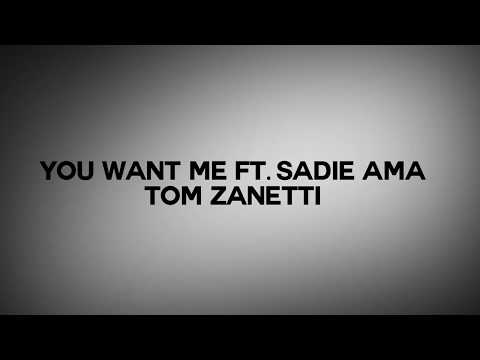 Tom Zanetti - You Want Me ft. Sadie Ama