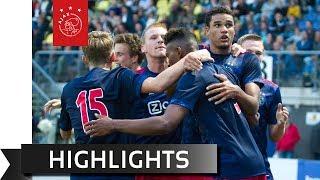 Highlights SC Cambuur - Jong Ajax
