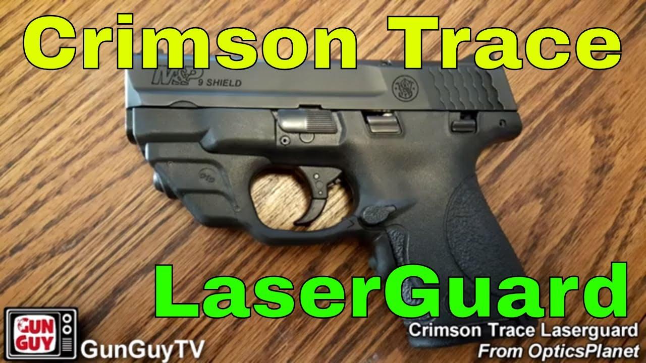 Crimson Trace LaserGuard for S&W M&P Shield