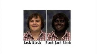 Jack Black playing Blackjack (narration)