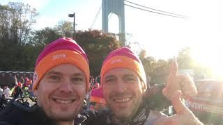 2018 New York City Marathon - my story!