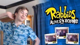 BWAAAAAH!!!   Rabbids: Alive and Kicking