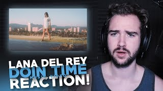 Baixar Lana Del Rey | Doin' Time | Music Video | Reaction!