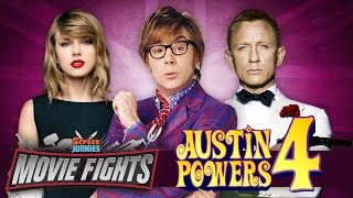 Pitch Austin Powers 4 - MOVIE FIGHTS!!