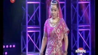 【video】super diva《妈妈咪呀》第二季20140524:维族阿依古丽携女登台 高难度印度舞技惊四座