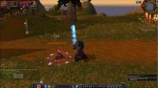 World of Warcraft - Tauren Chevalier de la mort - Partie 1 - HD.