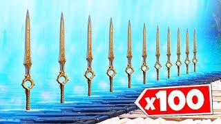 SPAWNING 100+ SWORDS