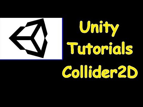 Collider 2D Unity Tutorial - Adding Colliders to Objects | Webissimo
