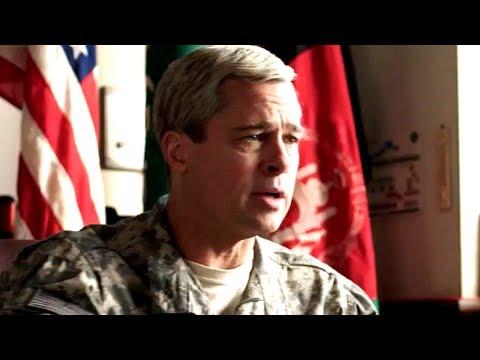 War Machine Trailer #3 2017 Brad Pitt Movie - Official