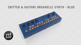 Critter & Guitari Organelle Synthesizer Unboxing