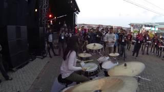 Titi Rajo Bintang feat. Red Gate TAMA Marching Percussion at Java Jazz 2014 MP3