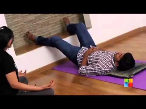 yoga for severe back pain  youtube