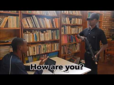 Deafmovie from Rwanda