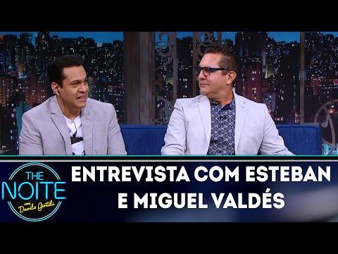 Entrevista com Esteban