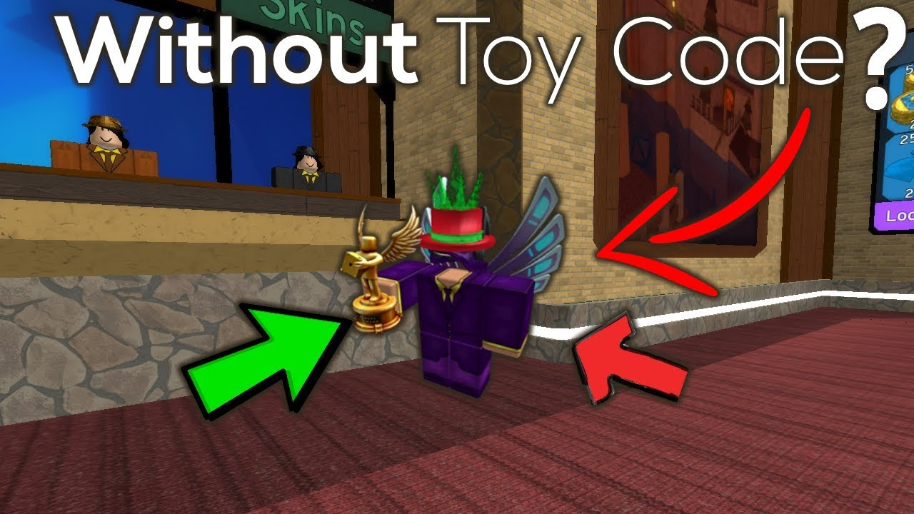 How To Get Crazyblox Mk 2 Skin Without Toy Code Flood Escape 2