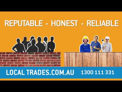 Local Trades - Handpicked - Assurance for Home Owners